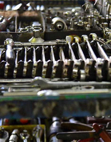 Schraubereck Mietwerkstatt Werkzeug